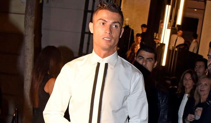 Cristiano Ronaldo confirma su paternidad