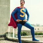 Dani Rovira caracterizado de 'Superlópez'