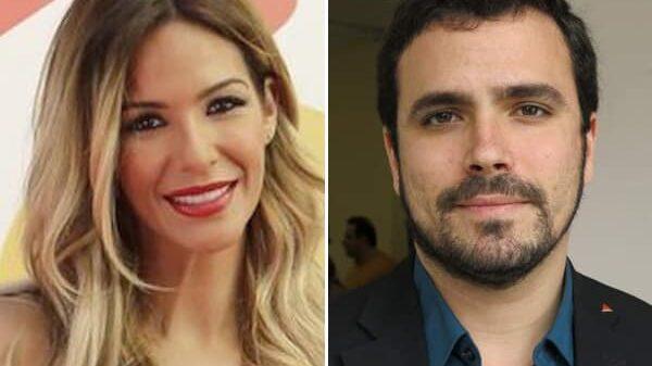 Tamara Gorro y Alberto Garzón.