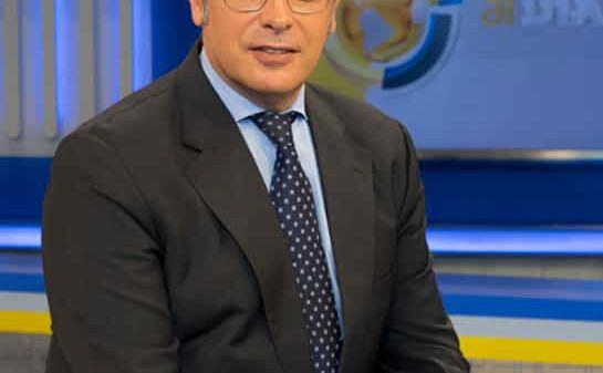 Alfredo Urdaci en 13TV