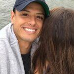 Chicharito, feliz con una misteriosa mujer que podría ser Andrea Duro