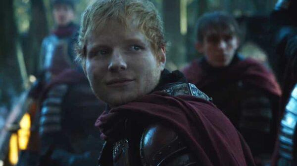 Ed Sheeran, en 'Juego de tronos'