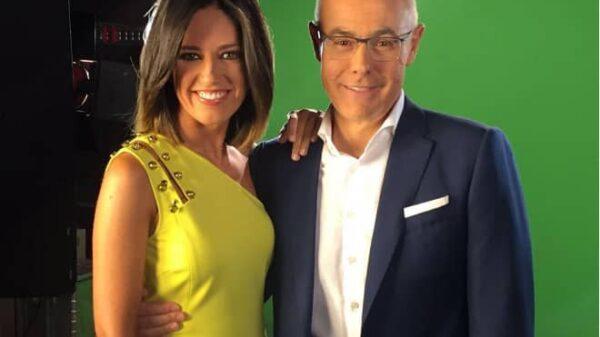 Nuria Marín y Jordi González