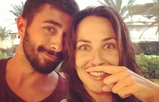 Rayden e Irene Junquera