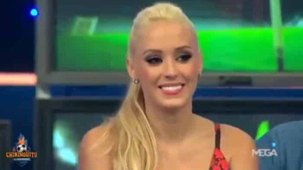 Laura Gadea en 'El Chiringuito'
