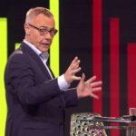 Jordi González en un momento del primer programa de 'Mad in Spain'