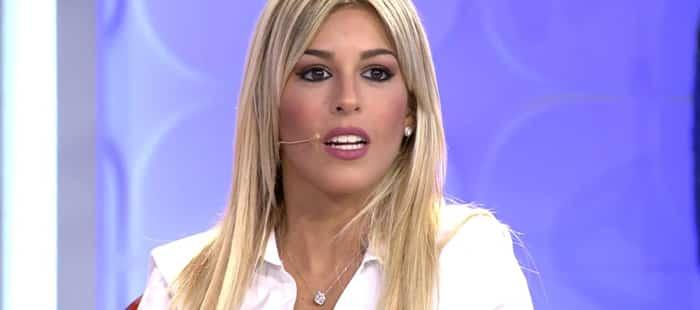 Oriana en su debut como asesora en 'MYHYV'