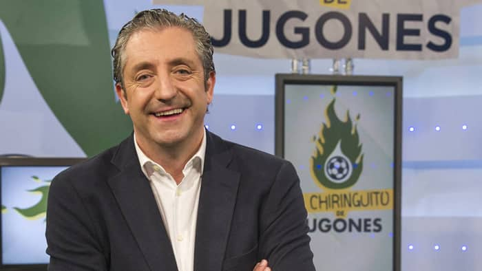 Josep Pedrerol, en una foto de 'Jugones'