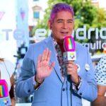 Berta Collado, Boris Izaguirre y Emilio Pineda durante la emisión del World Pride
