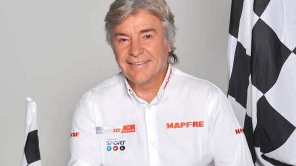 El ex piloto de motos Ángel Nieto
