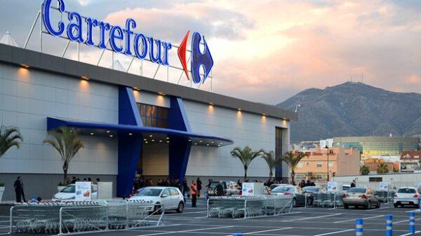 Uno de los centros de Carrefour