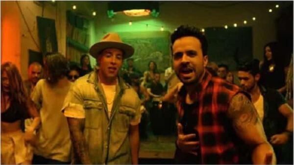 Un fotograma del vídeo de 'Despacito'