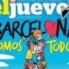 La portada de 'El Jueves' sobre los atentados de Barcelona