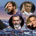 Algunos de los famosos que enviaron sus mensajes a Barcelona