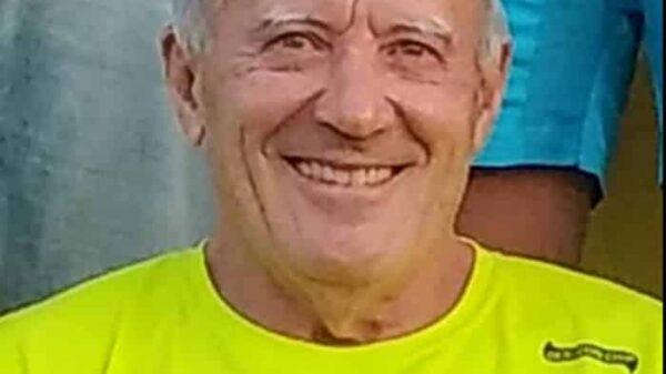 El nadador Fernando Álvarez
