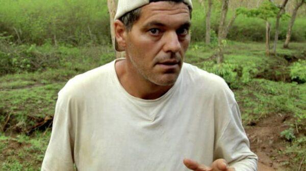 Frank Cuesta, en su programa 'Wild Frank'