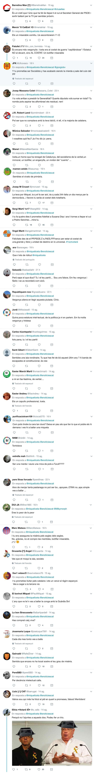 Insultos recibidos por Iceta a través de Twitter (e-noticies)