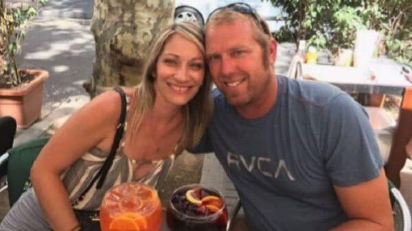 Jared Tucker y su mujer, Heidi
