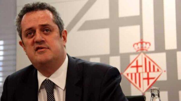 El exconsejero de Interior catalán, Joaquim Forn