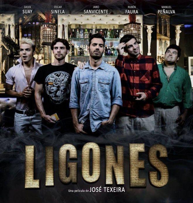 Cartel de la película 'Ligones'