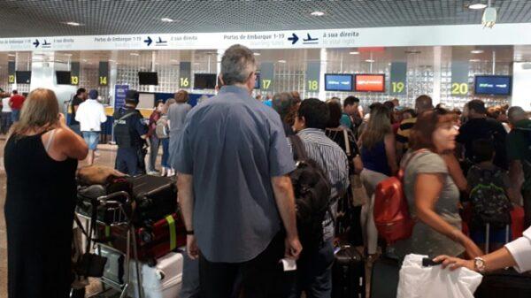 Españoles atrapados en Madeira