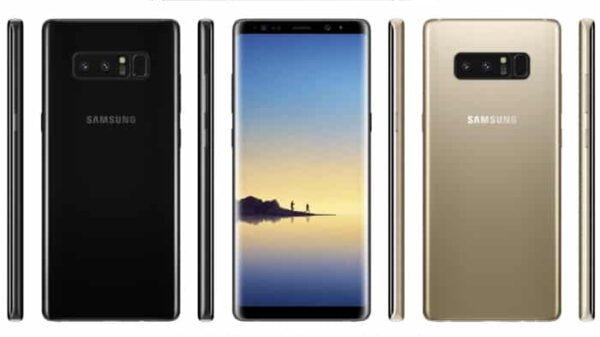 El nuevo Samsung Galaxy Note 8