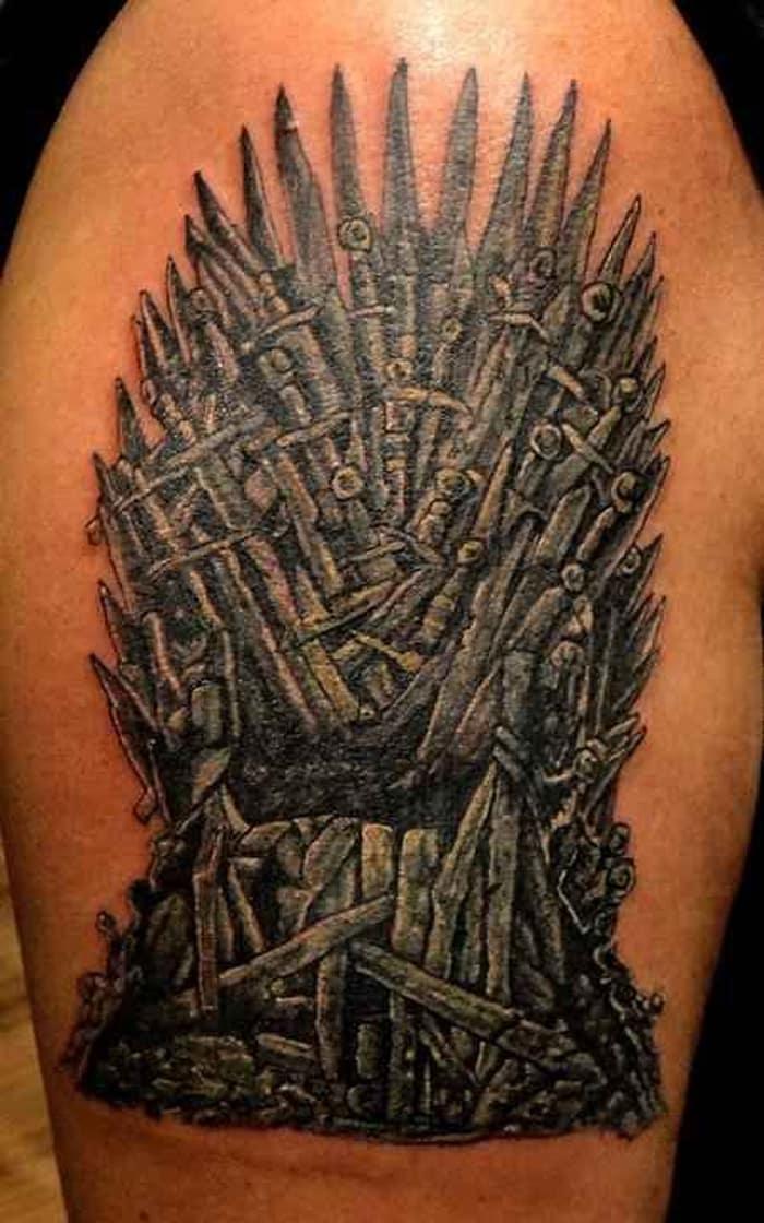Los 10 Tatuajes De Juego De Tronos Más Increíbles De Pinterest