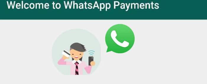 La nueva función de pago de WhatsApp