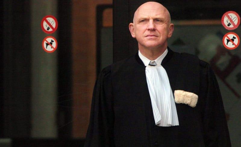 El abogado Paul Bekaert