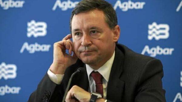 Ángel Simón Grimaldos, presidente de Agbar