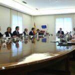 El Consejo de Ministros extraordinario celebrado este sábado en Moncloa