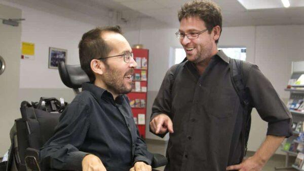 Pablo Echenique y Albano-Dante Fachin