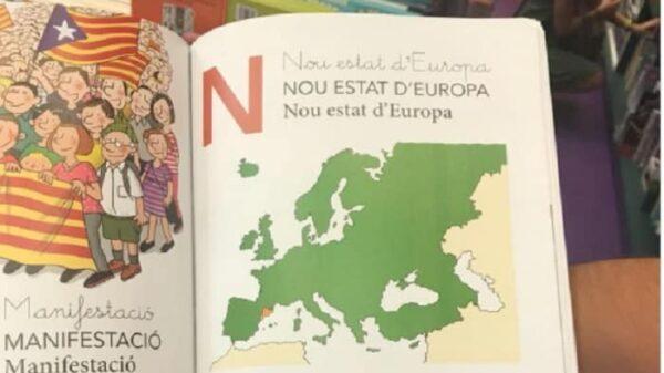 Libro infantil sobre Cataluña
