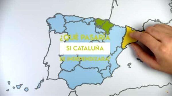 Qué pasaría si Cataluña se independizara