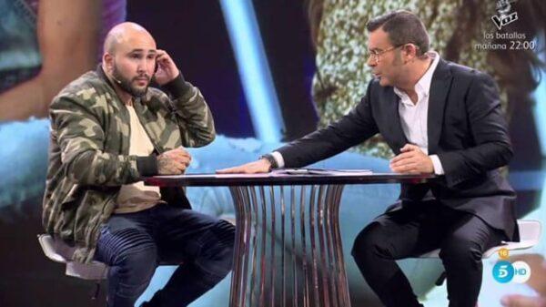 Jorge Javier Vázquez con Kiko Rivera en 'GH Revolution'