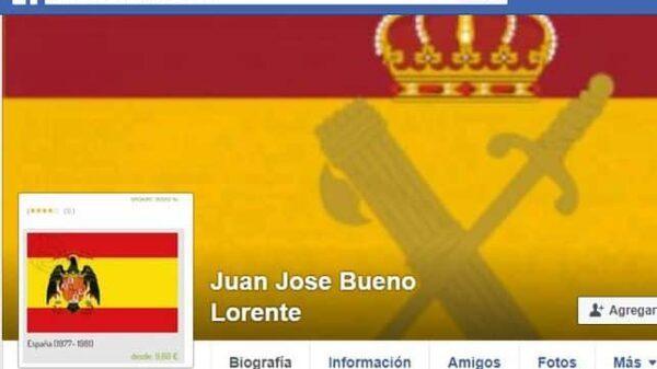 Perfil de Juan José Bueno Lorente en Facebook