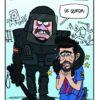 La viñeta de L'Equipe de este martes 3 de octubre