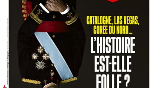 La portada del suplemento especial de 'Libération'