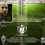 El tuit del Murcia por Messi