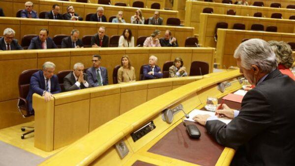 La comisión del 155 en el Senado