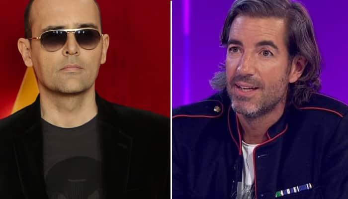Risto Mejide y Joe Pérez Orive