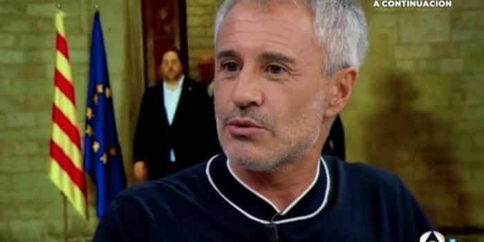 Sergio Dalma en 'El Hormiguero'