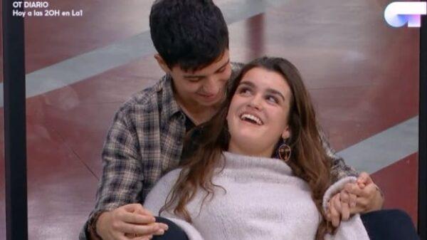 Alfred y Amaia en 'OT 2017'