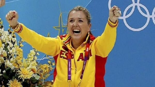 La exseleccionadora de natación sincronizada Anna Tarrés