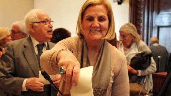La expresidenta del Parlament Núria de Gispert