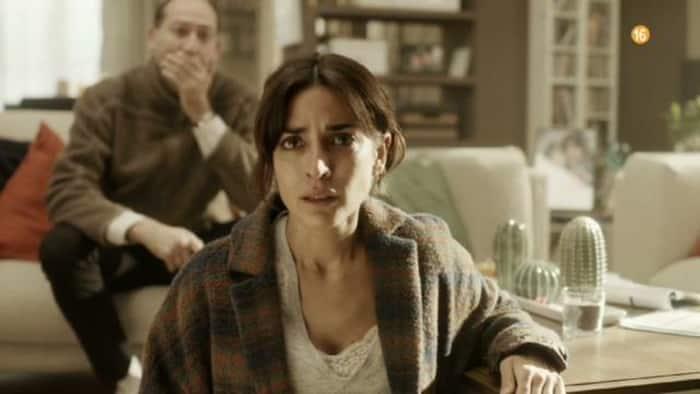 Fotograma del estreno de 'El Accidente'
