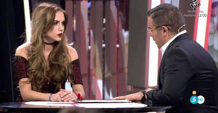 Carlota y Jorge Javier en 'GH Revolution'