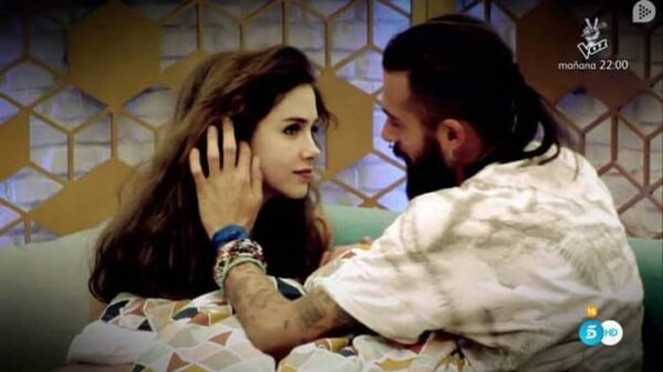 José María y Carlota en 'GH Revolution'