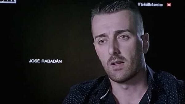 José Rabadán en el documental 'Yo fui un asesino'