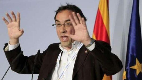 El exconsejero catalán Josep Rull